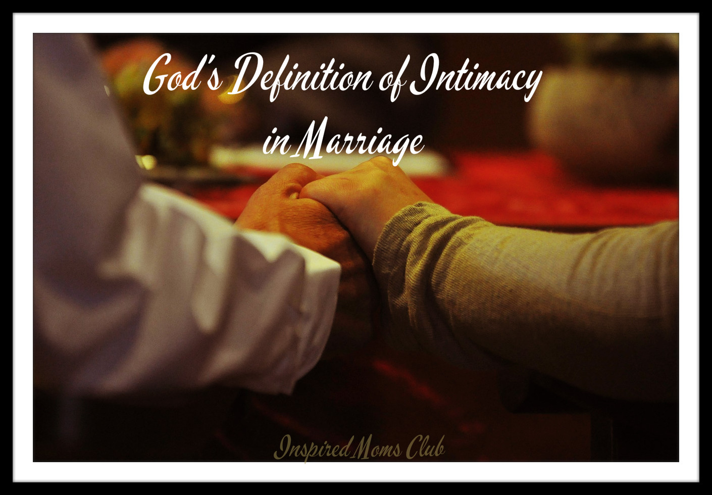 What Is Intimacy? Intimacy Definition | Regain